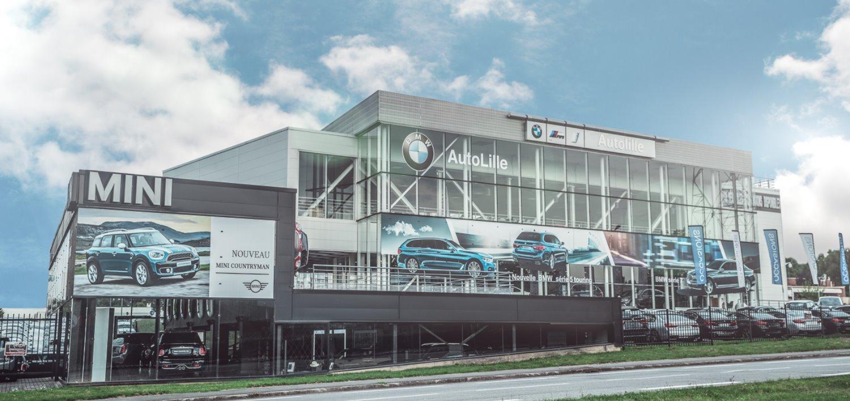 BMW - MINI LILLE - Bayern by autosphere