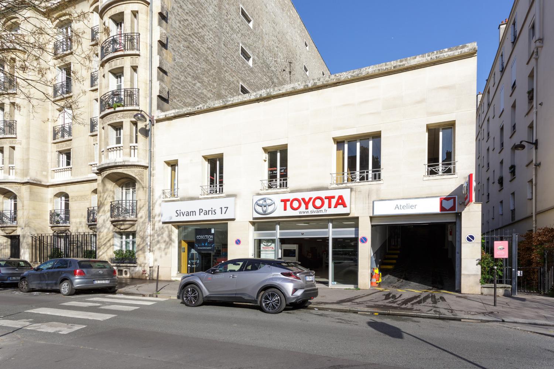 TOYOTA PARIS 17 - Sivam by autosphere