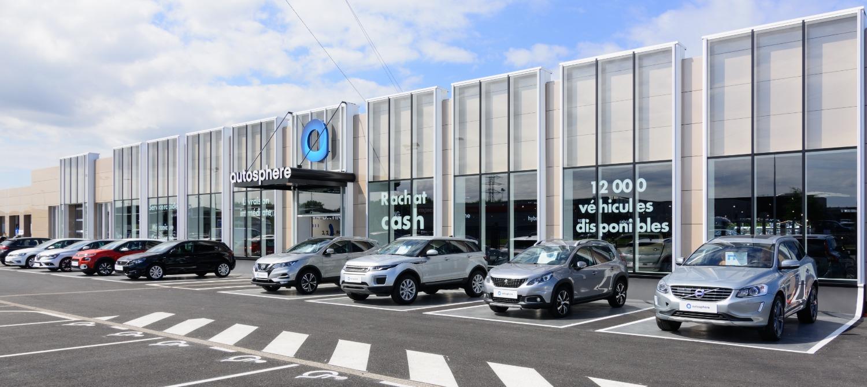 Autosphère Center Nantes